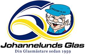 Johannelunds Glas Logotyp
